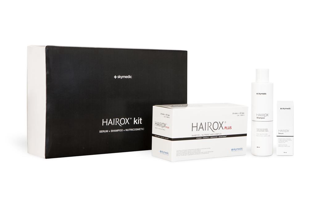 Master kits nutri hairox